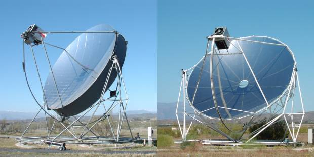 2273 orig - نیروگاههای حرارتی خورشیدی به ۵ دسته تقسیم بندی می گردند