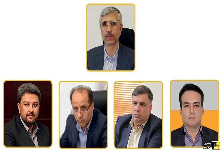 اعضای جدید هیئت مدیره توانیر منصوب شدند