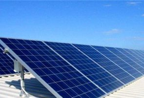 راه اندازی نیروگاه خورشیدی در تفت