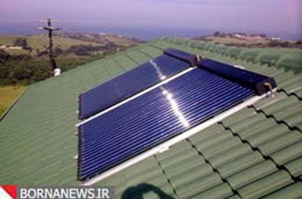 تامین برق منطقه چاهک شهرستان خاتم از انرژی خورشید